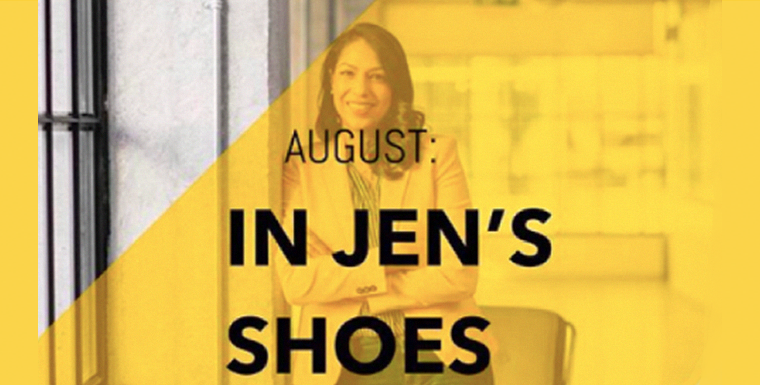 In Jen's Shoes: Cultivating Careers…Yours and Mine